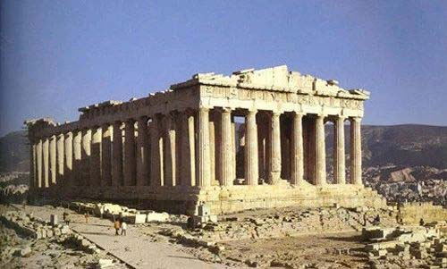 希腊式建筑